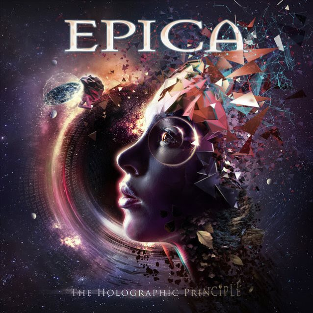 #4 Epica - The Holographic Principle
