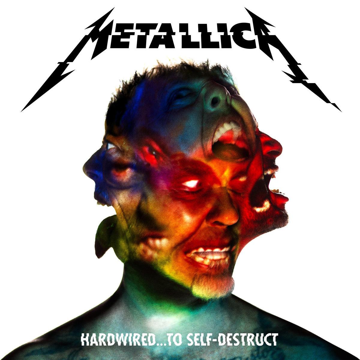 #5 Metallica - Hardwired...To Self-Destruct