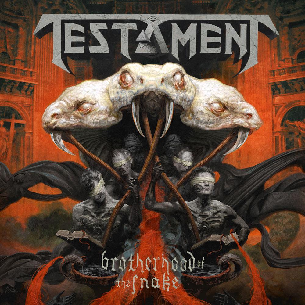 #4 Testament - Brotherhood of the Snake