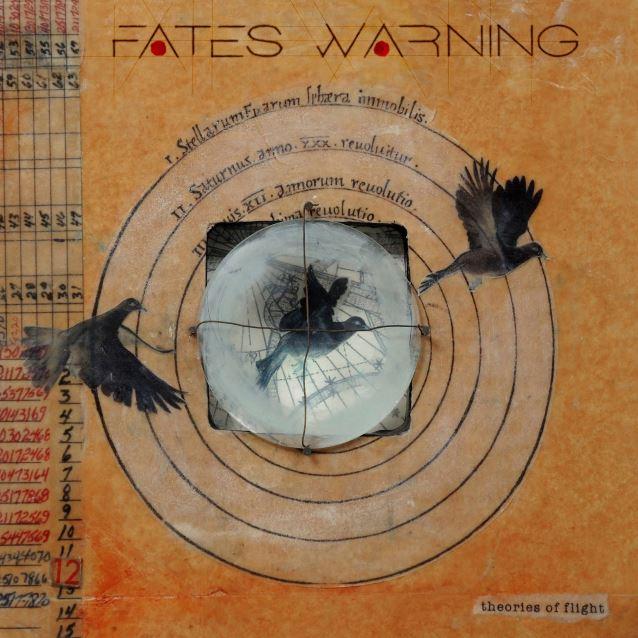 #1 Fates Warning - Theories of Flight